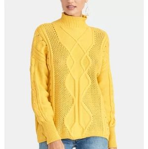 NWT Rachel Roy Plus Size Chunky Cable Knit…